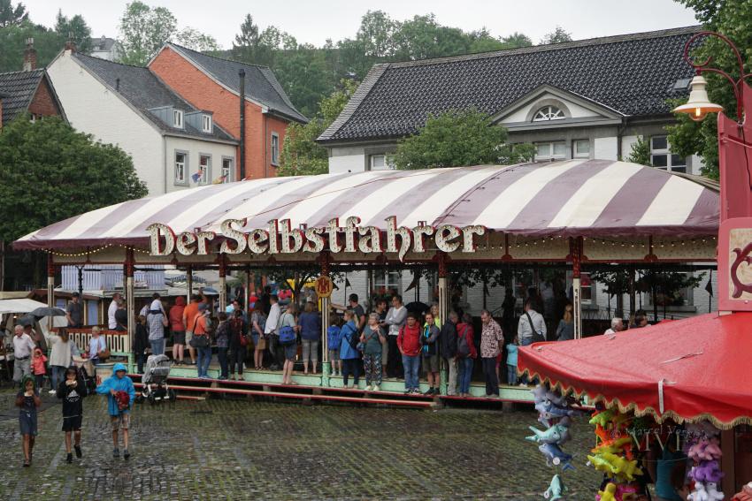 Historischer Jahrmarkt in Knolle